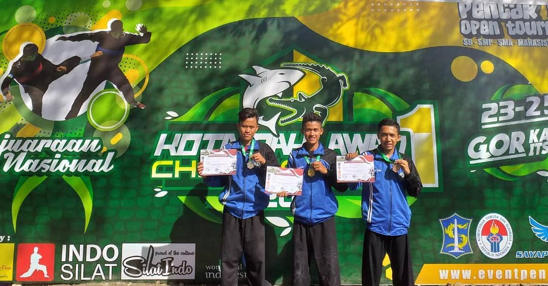 Kejuaraan Karate Tingkat Nasional 2019
